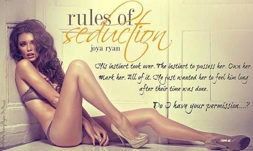 #1RulesOfSeduction