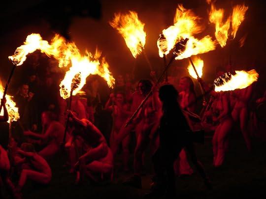 Resultado de imagen de walpurgisnacht chaman