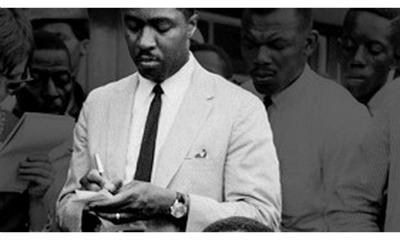 Clarence B Jones 1963