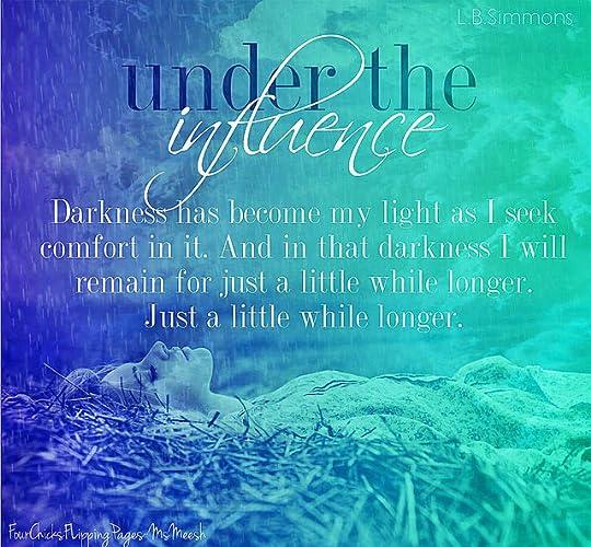 #UnderInfluence