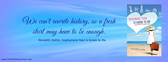 Sophomore Year is Greek to Me Quote