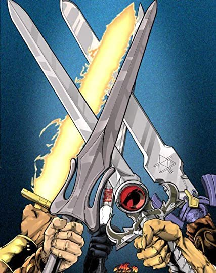 swords together - Google Search