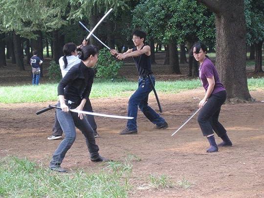 Bujinkan Sword: 6 Strategies for 峰打ち Mineuchi | Bujinkan Santa ...
