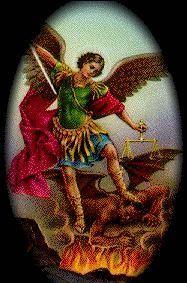st michael the archangel prayer - Google Search