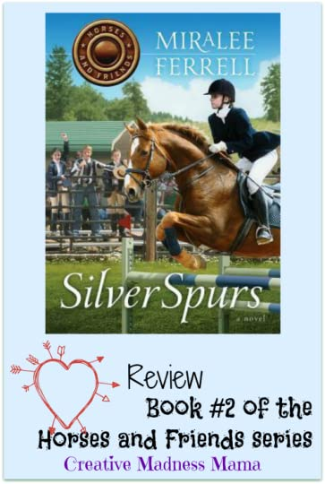 Creative Madness Mama reviews Silver Spurs