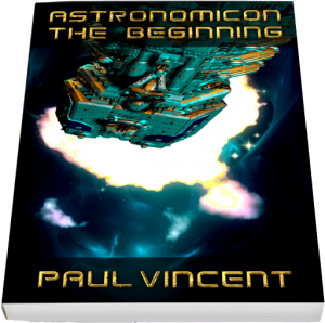 Astronomicon: The Beginning cover 3D