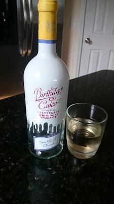 CA Salos Blog Fun Drink Friday Birthday Cake Wine