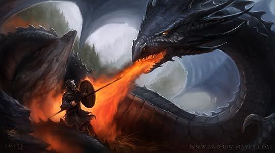 Beowulf & Dragon