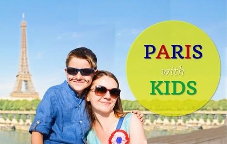 Paris With Kids/By: Scavenger Hunt Adventures