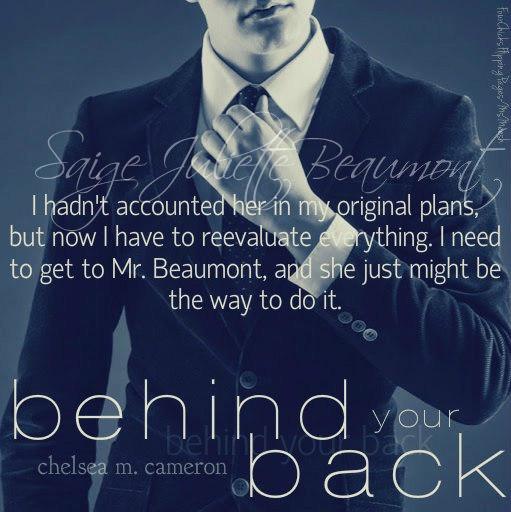 #behindyourback
