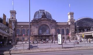 Dresden Hauptbahnhoff