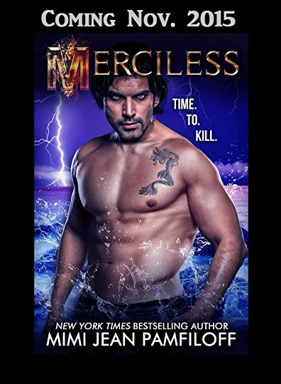 Book 3 of the Mermen Series from New York Times Bestseller Mimi ...