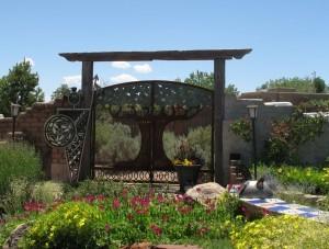 Adobe Dragon Kirby Garden 2015