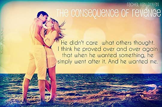 #ConsequencesOfRevenge