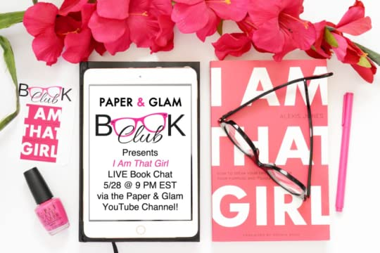 Paper & Glam Book Club May 2015