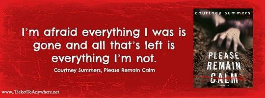 Please Remain Calm Quote