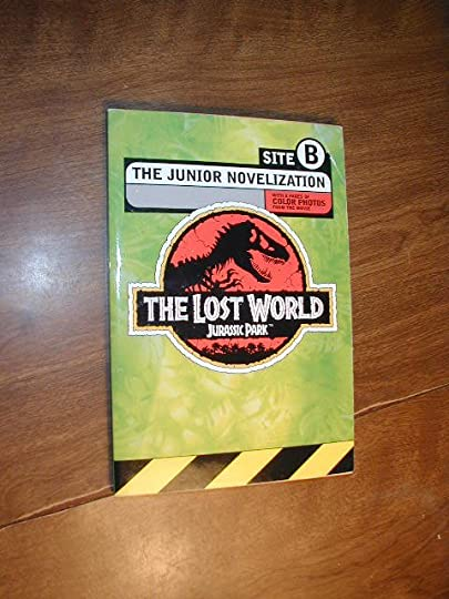 Jurassic world jurassic park the lost world by michael crichton and that was a toned down read kid friendly account of the movie it wasnt until just a few months ago that i read crichtons source material fandeluxe Images