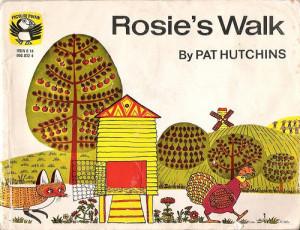 Rosie's Walk Picture Puffin