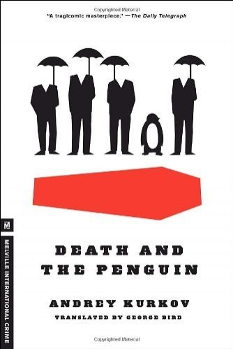 Death and the penguin by andrey kurkov fandeluxe Images