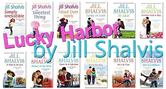 Spotlight & Giveaway: Lucky Harbor Series by Jill Shalvis ...