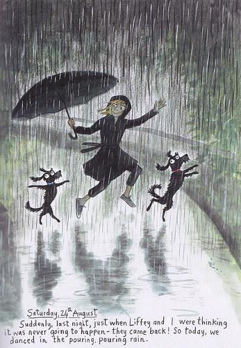 Sky rain Emma Chichester Clark xoub