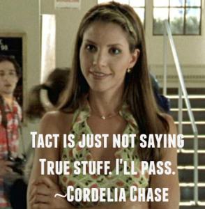 Cordelia Chase.Tact Teaser