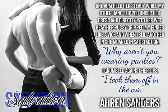 Salvation Ahren Sanders
