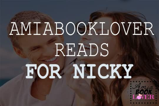 Amiabooklover reads For Nicky