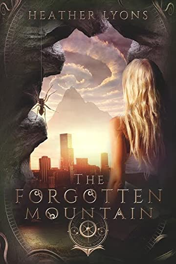 The Forgotten Mountain - cover