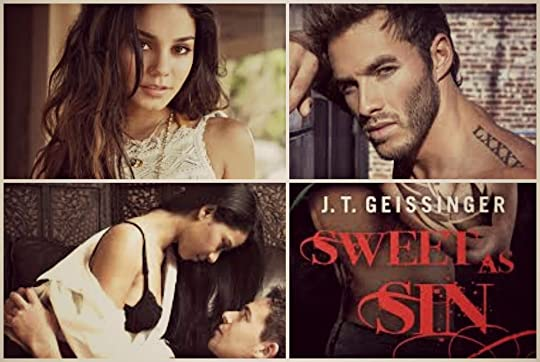 Ebook Novel The Sweet Sins