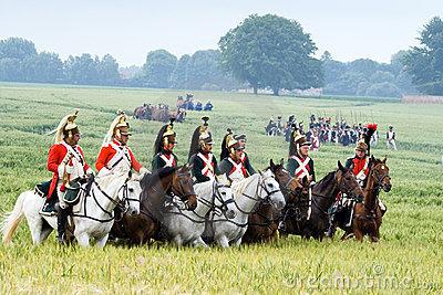 Waterloo re-enactment 2009 photo re-enactment-battle-waterloo-belgium-2009-17672741.jpg