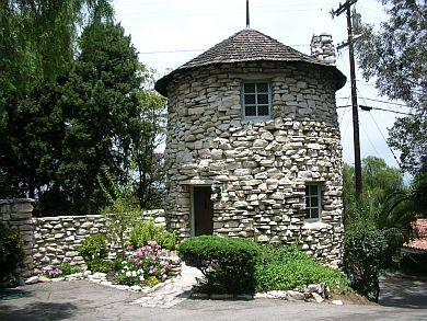 stone tower house - Google Search