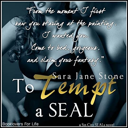 To tempt a seal sin city seals 1 by sara jane stone description fandeluxe Document