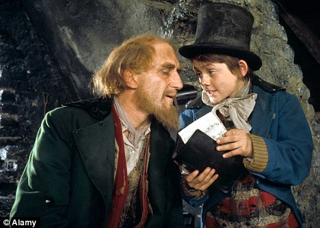 oliver twist by charles dickens description