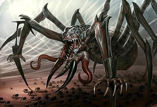 demon spider 1