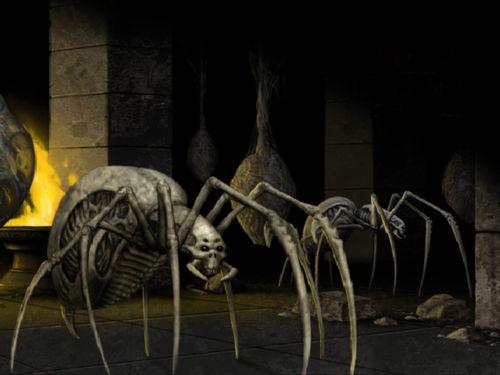 demon spider 2