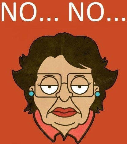 photo Consuela says NO_zps5uktjrc3.jpg