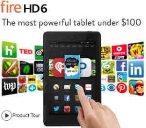 KD Fire HD 6