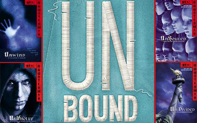 Unbound stories from the unwind world by neal shusterman for Read unwind online free