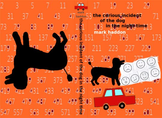 The curious incident of the dog in the night time by mark haddon fandeluxe Image collections