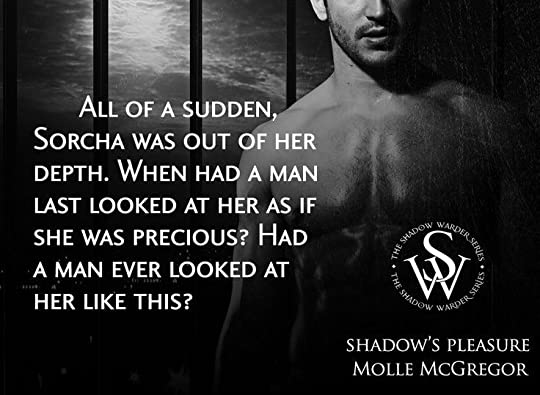 Shadow's Pleasure by Molle McGregor Release Day Launch & Giveaway