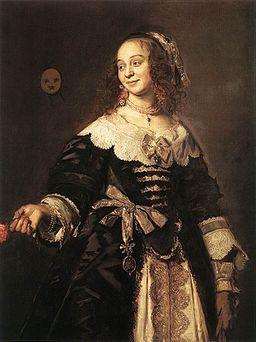 Frans Hals - Isabella Coymans - WGA11158