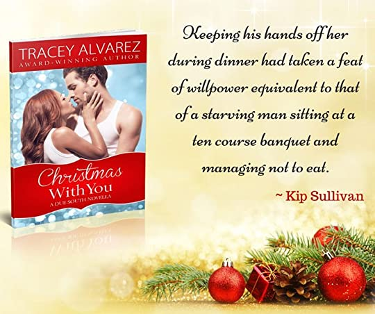 #Teaser Christmas With You (Due South Book 4)