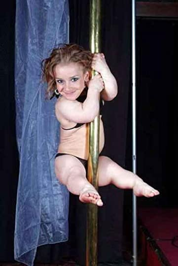 Midget Pole Dancer photo Other Voices Midget.jpg