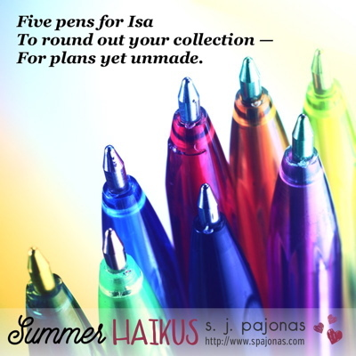 Summer Haikus Teaser 6