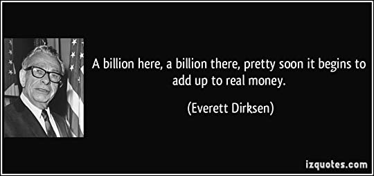 Everett Dirksen Billions Quote