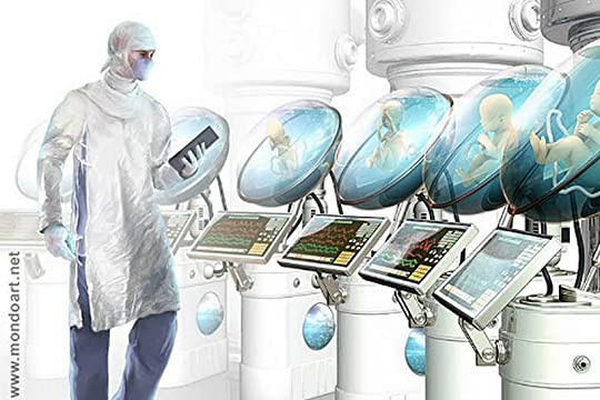 humans are the organs of the machine world