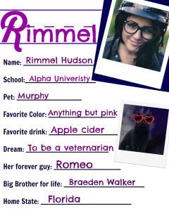 Rimmel-Sheet