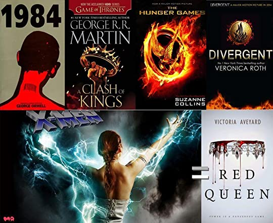 Red queen review goodreads giveaways