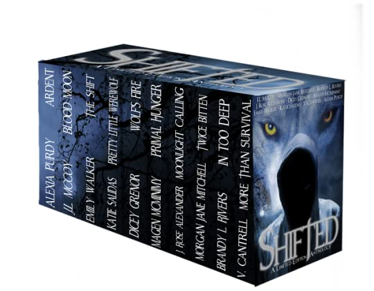 10 Of Todays Hottest Authors Tell You Shifted Stories